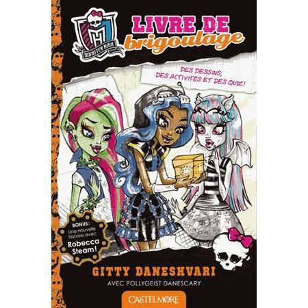 Monster high achat vente livre collectif castelmore editions parution 20 - Vente de monster high ...
