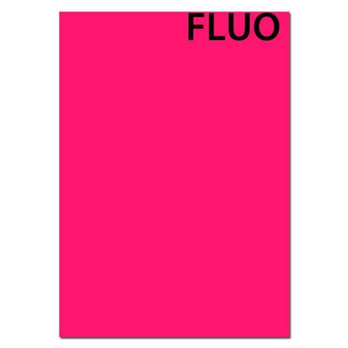 1 sticker format a4 couleur rose fluo achat vente masquage masking tape sticker format a4. Black Bedroom Furniture Sets. Home Design Ideas