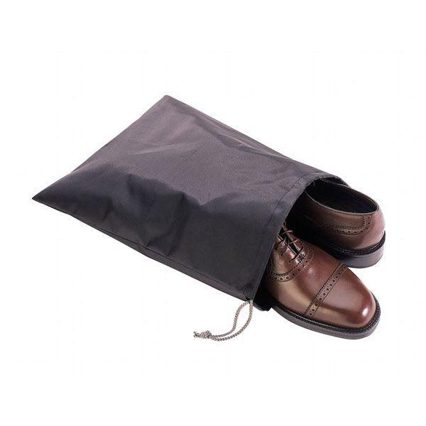 Housse de rangement chaussures noir achat vente for Housse rangement chaussures