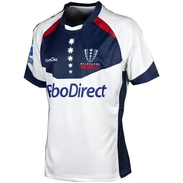 le sport sports collectifs maillot rugby melbourne rebels kooga f  mp