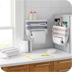 devidoir mural cuisine achat vente devidoir mural With kitchen cabinets lowes with rouleau de papier cadeau