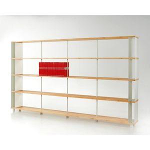 Etagere bois metal 200 achat vente etagere bois metal - Etagere bois metal pas cher ...