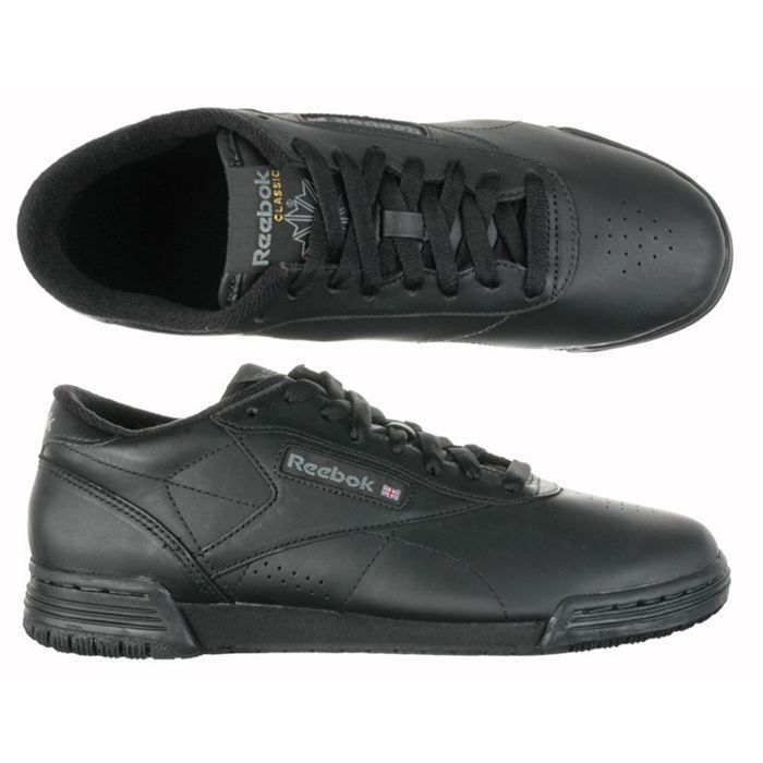reebok chaussure classic exofit low homme homme achat vente reebok classic exofit homme pas. Black Bedroom Furniture Sets. Home Design Ideas