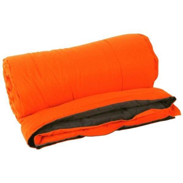 couvre lit microfibre 220x240 cm tasman couleur cendre cuivre achat vente jet e de lit. Black Bedroom Furniture Sets. Home Design Ideas