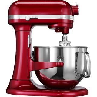 Robot p tissier kitchenaid 5ksm7580xeca rouge 6 9l achat vente ensemble p tisserie robot - Robot patissier fabrique en france ...