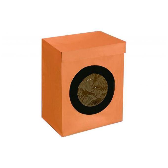 bac linge orange propio achat vente panier a linge bac linge orange propio cdiscount. Black Bedroom Furniture Sets. Home Design Ideas