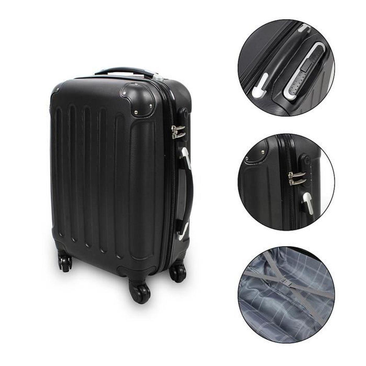 valise cabine zifel achat vente valise cabine zifel pas cher les soldes sur cdiscount. Black Bedroom Furniture Sets. Home Design Ideas
