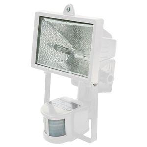 projecteur halogene exterieur detecteur de mouvement achat vente projecteur halogene. Black Bedroom Furniture Sets. Home Design Ideas
