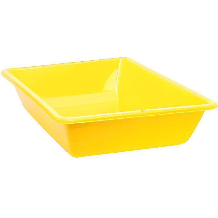bac sable ou eau pvc jaune achat vente bac sable soldes d hiver d s le 11 janvier. Black Bedroom Furniture Sets. Home Design Ideas