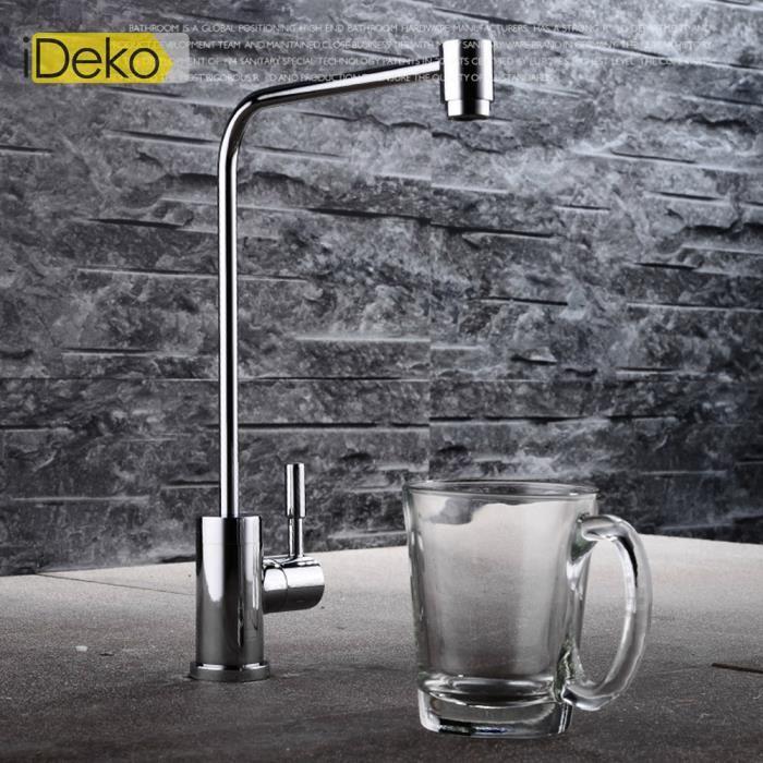 ideko robinet purificateur d 39 eau froid de cuisine alle. Black Bedroom Furniture Sets. Home Design Ideas