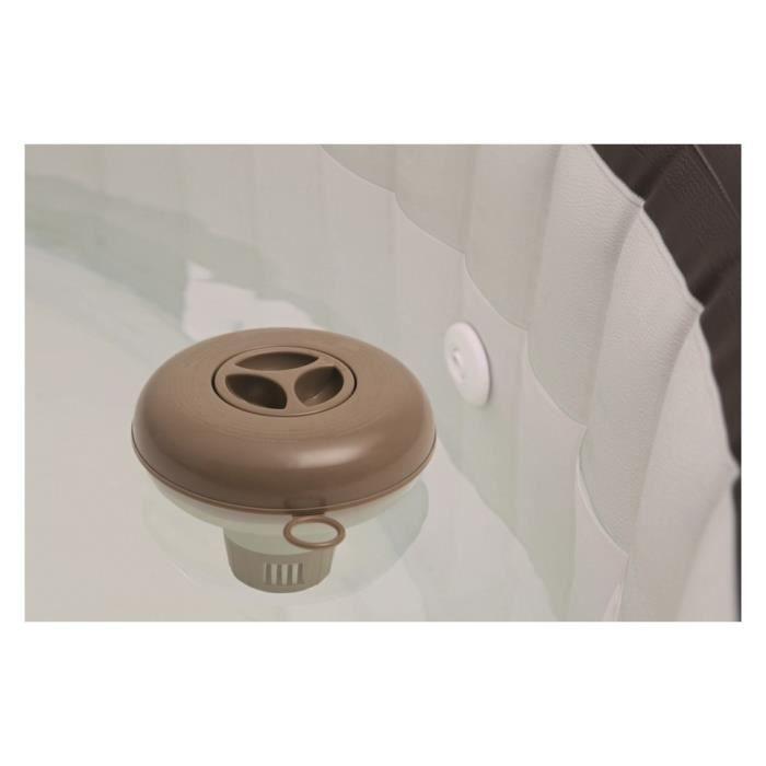 diffuseur chlore flottant intex pour piscine et spa achat vente traitement de l 39 eau. Black Bedroom Furniture Sets. Home Design Ideas