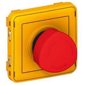 Bouton poussoir type coup de poing plexo achat vente interrupteur cdiscount - Bouton poussoir interrupteur ...