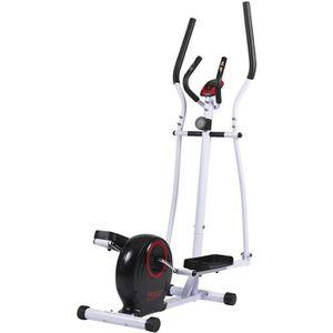 IXOSPORT Vélo Elliptique Ixo-5478- 2kg d'inertie-8 niveaux resistance