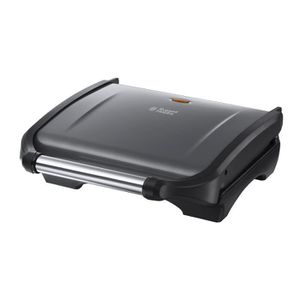 RUSSELL HOBBS Colours Plus 19922-56 Grill ? Gris ? 1600W - Gris