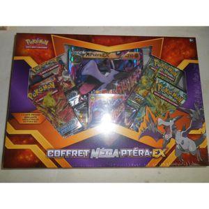 Coffret pokemon mega ptera ex achat vente carte a collectionner cdiscount - Pokemon ptera ...