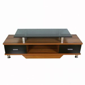bahut meuble tv achat vente bahut meuble tv pas cher cdiscount. Black Bedroom Furniture Sets. Home Design Ideas