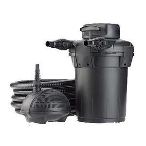 Filtre pour bassin pontec achat vente filtre pour for Accessoire bassin poisson
