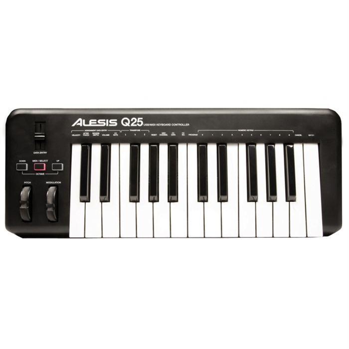 clavier midi ma tre q25 achat vente clavier clavier midi ma tre q25 cdiscount. Black Bedroom Furniture Sets. Home Design Ideas