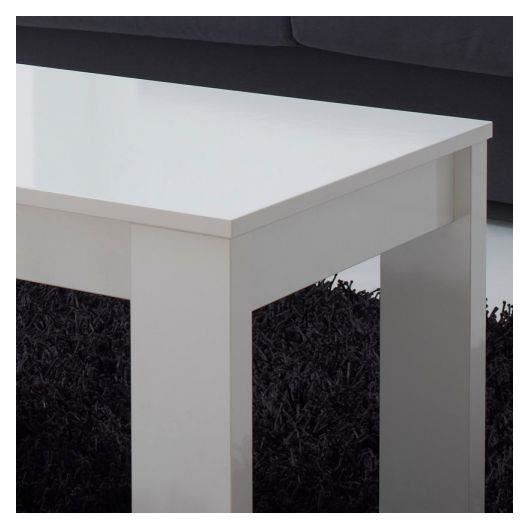 Table Basse Relevable Blanche Rectangulaire Achat