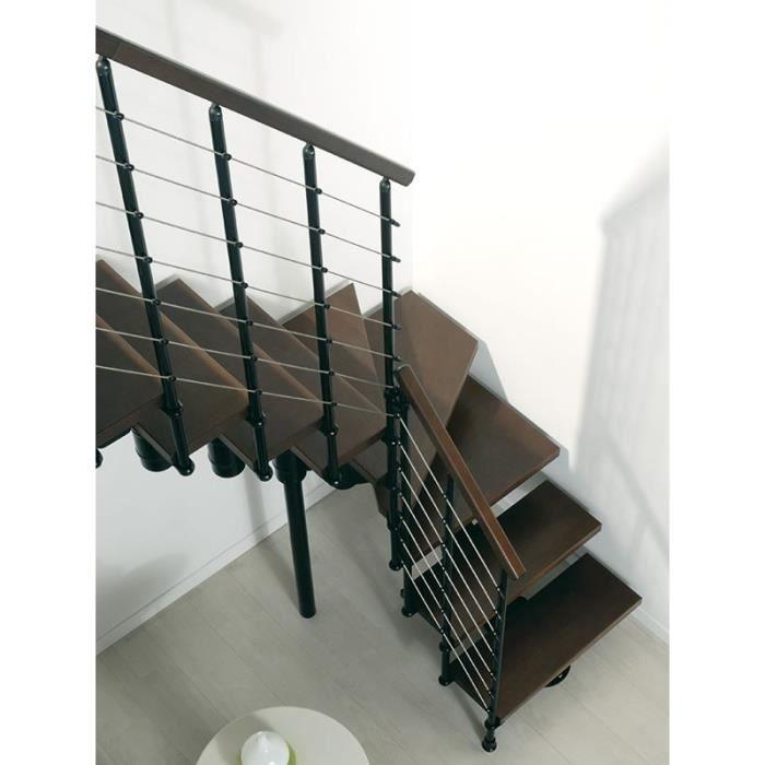 Vol e d 39 escalier komoda74 de chez fontanot largeur 74cm - Hauteur marche d escalier ...