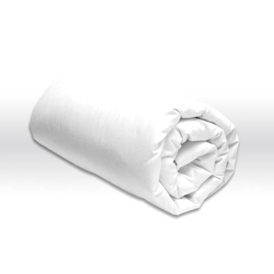 fils blanc Drap housse 90x200 Achat / Vente drap housse