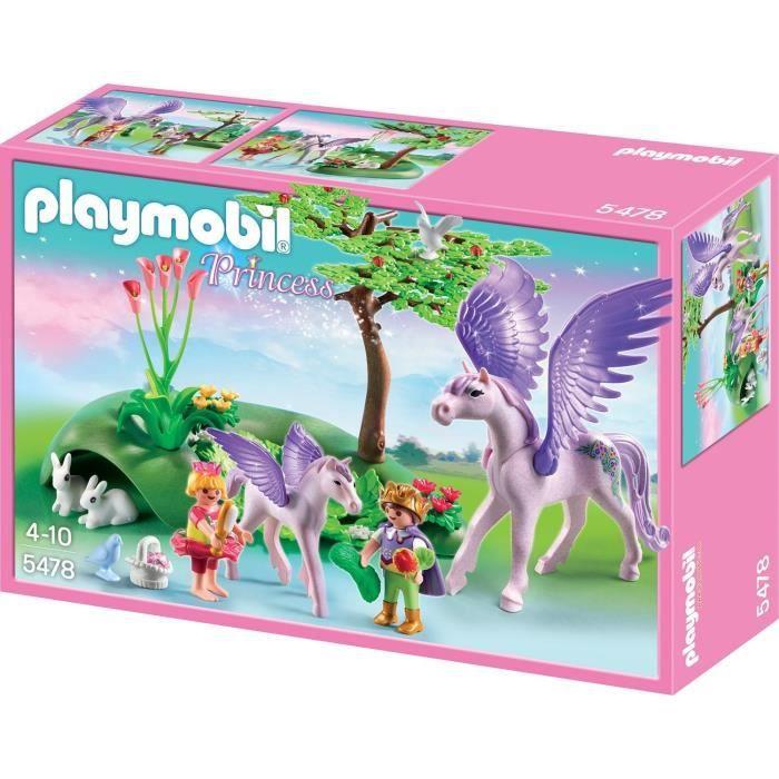 playmobil 5478 enfants royaux avec cheval ail achat vente