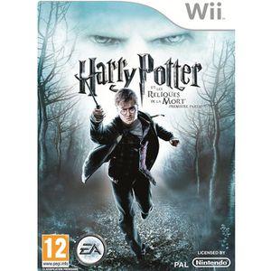 JEUX WII HARRY POTTER LES RELIQUES DE LA MORT PART 1 / Wii