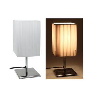 LAMPE A POSER Lampe a poser support chrome