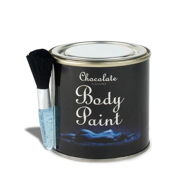 peinture pour corps chocolat 1 pinceau achat vente peinture pour corps chocola cdiscount. Black Bedroom Furniture Sets. Home Design Ideas