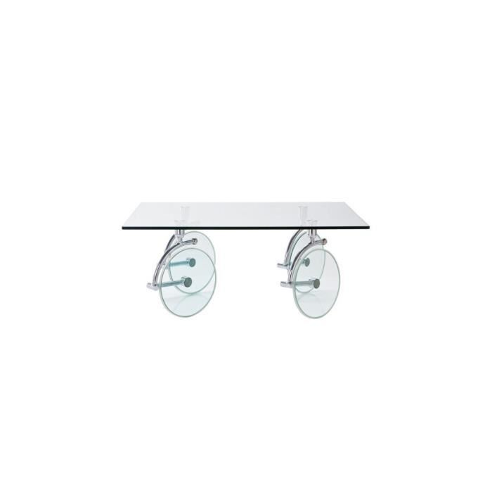 Table basse wheels 100x100 kare design achat vente for Table basse design 100 x 100