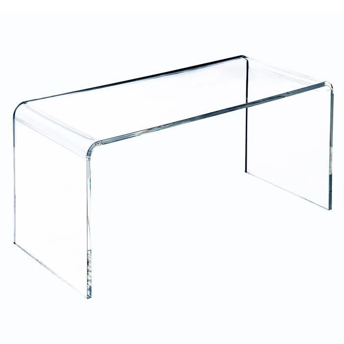 table basse verre acrylique transparent neuf 52 achat vente table basse table basse verre. Black Bedroom Furniture Sets. Home Design Ideas