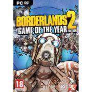 JEU PC Borderlands 2 Goty -  Jeu  PC