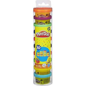 KIT MODELAGE Play Doh - Couleur Party Tube