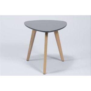 petit meuble appoint gris - achat / vente petit meuble appoint ... - Petit Meuble D Appoint Design