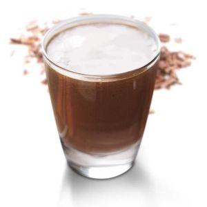 DESSERT MINCEUR NEW Flan Chocolat hyperprotéiné - Boîte de 7 sa...