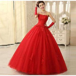 pour choisir une robe les robes de mariee rouge. Black Bedroom Furniture Sets. Home Design Ideas