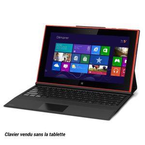 nokia clavier pour tablette lumia 2520 noir achat housse chaussette pas cher avis et. Black Bedroom Furniture Sets. Home Design Ideas