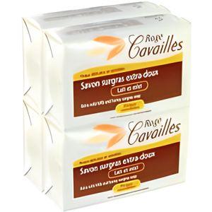 SAVON - SYNDETS Rogé Cavaillès Savon Surgras Extra-Doux Lait et…