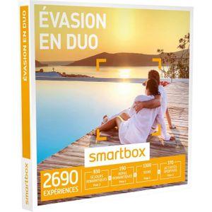 COFFRET SÉJOUR Coffret Cadeau Evasion en duo - 1035 activités : s