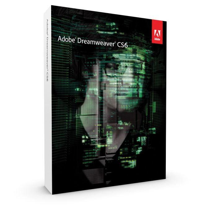Adobe Dreamweaver CC [FR]