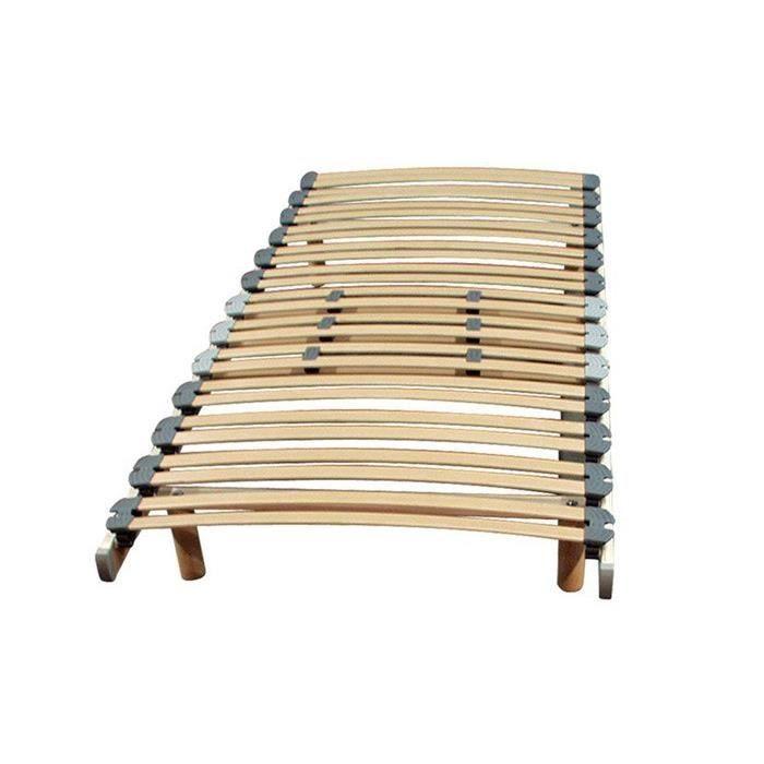 sommier de relaxation fixe vitaly 90 x 200 cm achat vente sommier les soldes sur. Black Bedroom Furniture Sets. Home Design Ideas