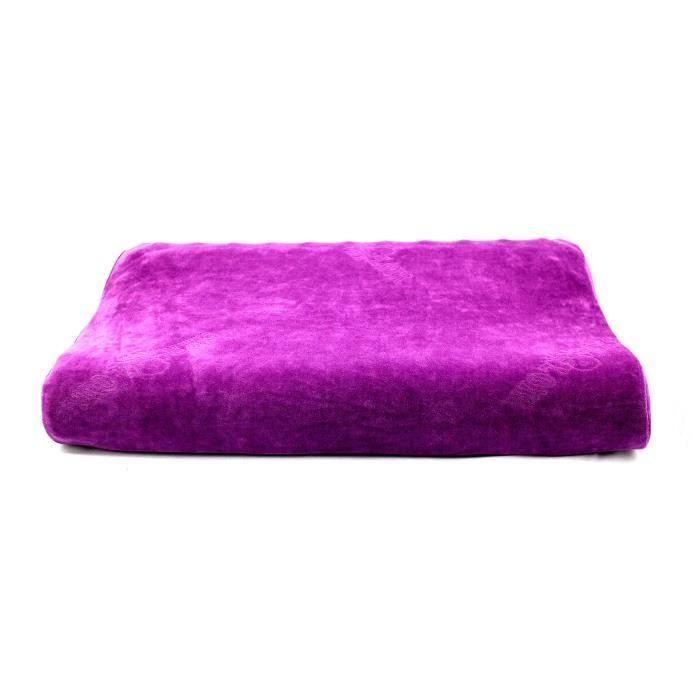jypc sommeil oreiller mousse m moire pour les personnes g es aux neck pain achat vente. Black Bedroom Furniture Sets. Home Design Ideas
