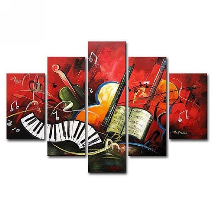 maison decoration accessoires tableau peinture huile toile oils paintings peint f  auc