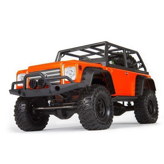 axial kit scx10 avec carrosserie dingo monter achat vente voiture camion cdiscount. Black Bedroom Furniture Sets. Home Design Ideas