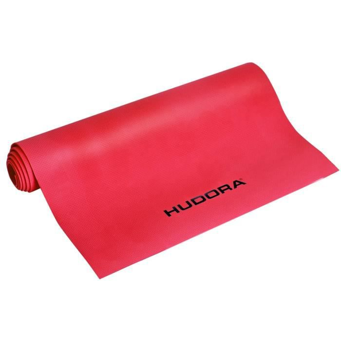 hudora tapis de gymnastique rouge prix pas cher cdiscount. Black Bedroom Furniture Sets. Home Design Ideas