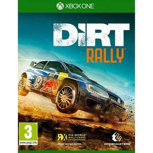 JEUX XBOX ONE Dirt Rally Jeu Xbox One