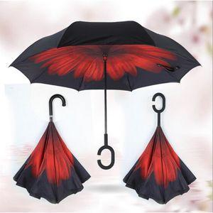 PARAPLUIE Créatif inverse de C type parapluie ,mains libres,