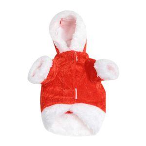 Costume de noël chien taille L - 728518