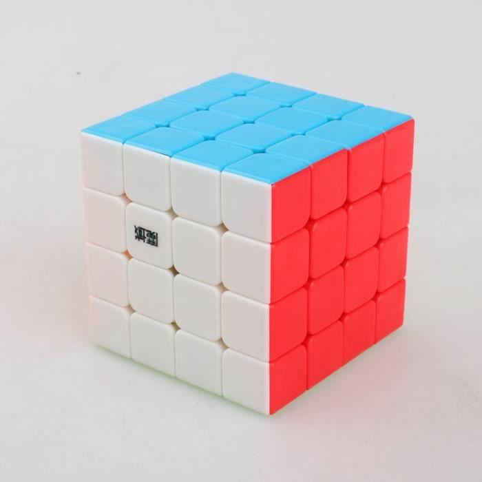 moyu aosu 62mm rubiks cube de haute qualit 4x4x4 couleur. Black Bedroom Furniture Sets. Home Design Ideas