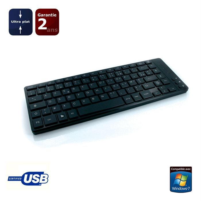 mobility lab clavier mini design touch usb achat vente clavier mobility lab clavier mini des. Black Bedroom Furniture Sets. Home Design Ideas